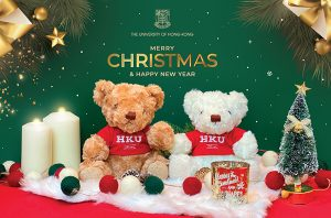 Merry Christmas and Happy New Year from Student Relations Team
